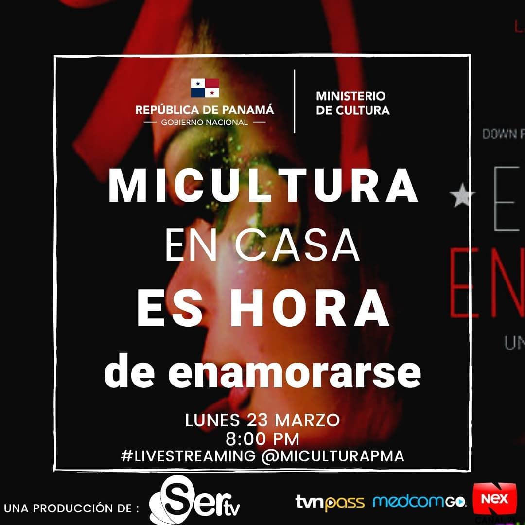 Photo of Mi cultura en Casa presenta el documental 'Es Hora de Enamorarse'