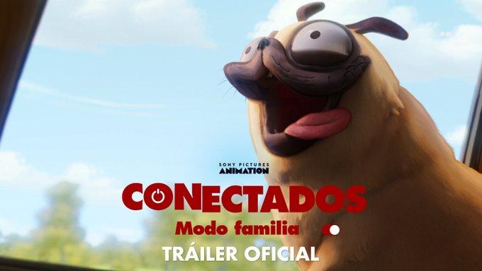 "Photo of Se estrena trailer de ""Conectados: Modo Familia"""