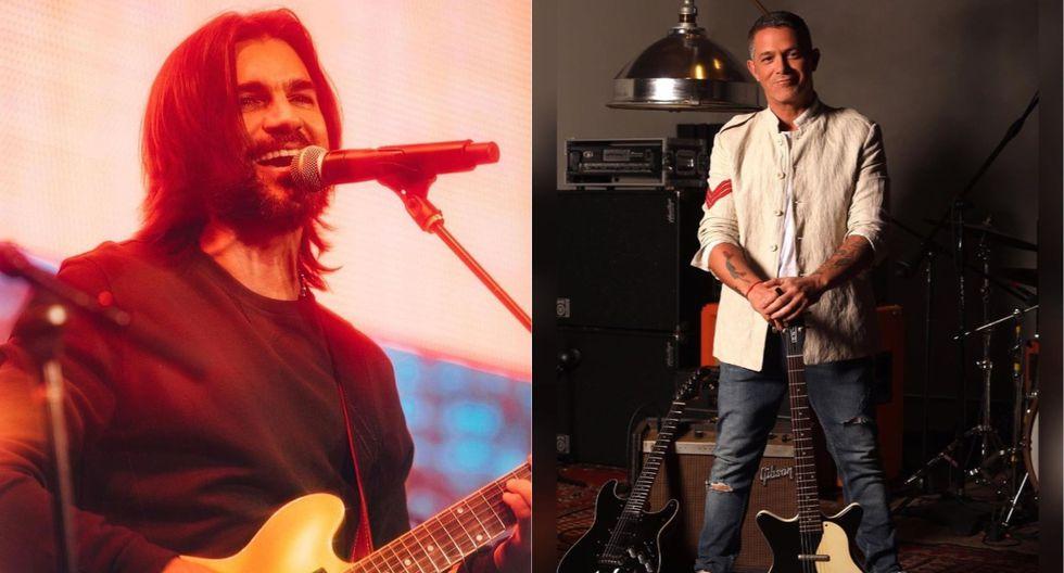 Photo of Alejandro Sanz y Juanes presentaron a sus fans un concierto en vivo