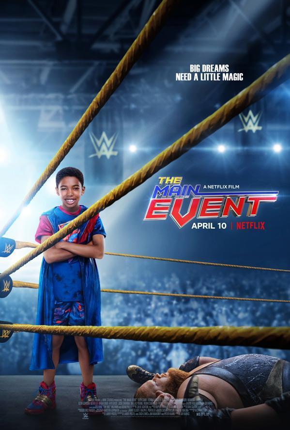 Photo of Se estrena el trailer de la nueva película de Netflix «La pelea estelar»