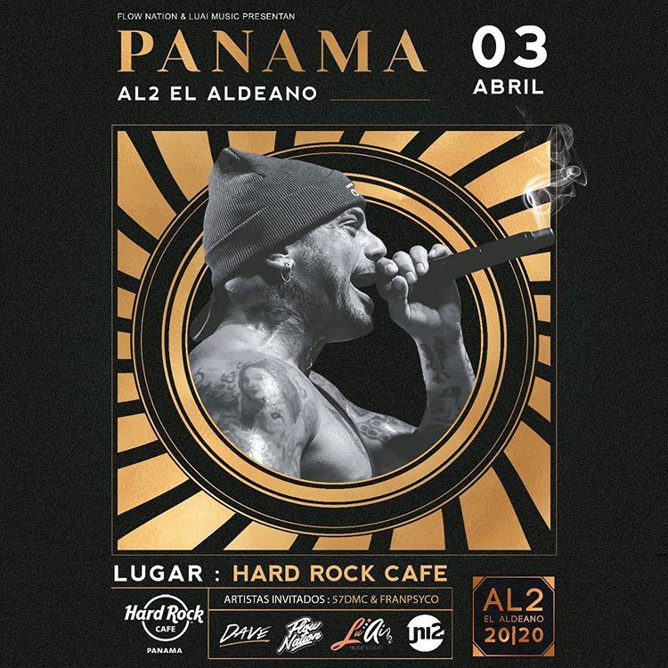 Photo of «AL2 El Aldeano» brindara concierto en Panamá el 03 de abril