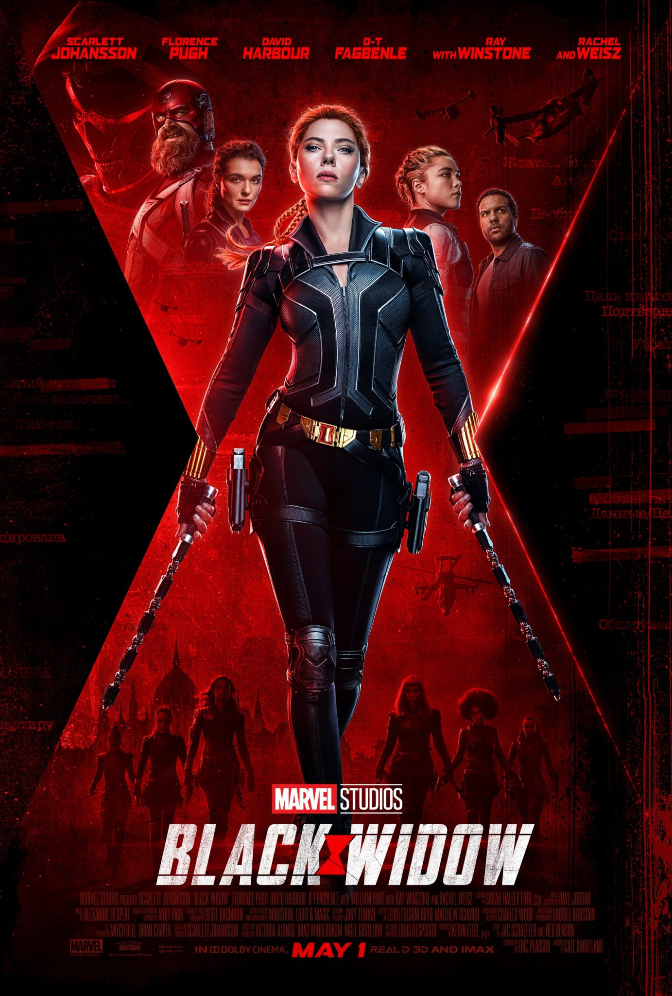 Photo of Marvel Studios presenta nuevo trailer final de «Black Widow»