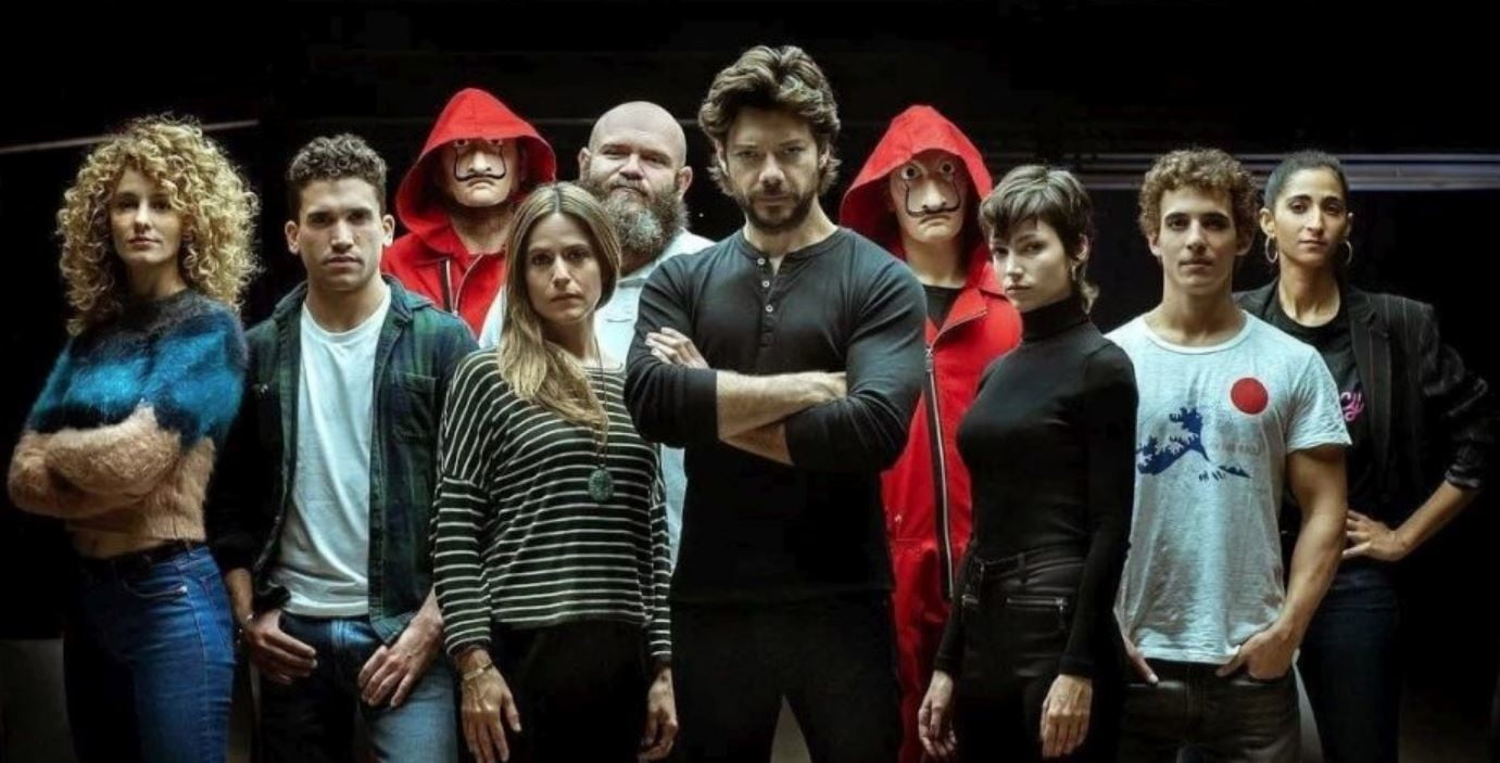 Photo of Este 03 de abril llega la 4ta. Temporada de 'La Casa de Papel' y aquí tu frases Favoritas