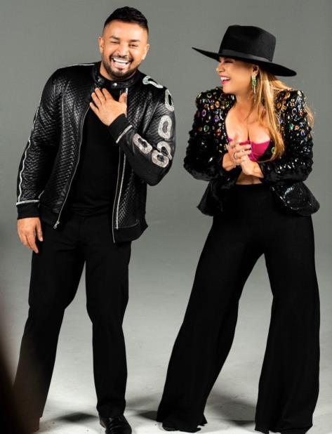 Photo of Olga Tañón y Manny Manuel lanzan el tema «Mi corazón es tuyo»