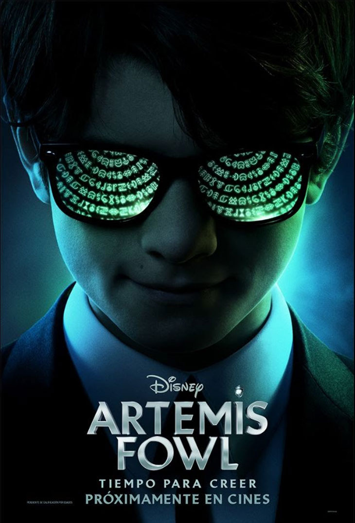 Photo of Se estrena trailer de 'Artemis Fowl'