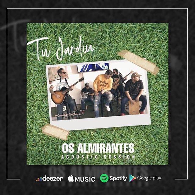 Photo of Os Almirante presenta su nuevo tema «Tu Jardín»