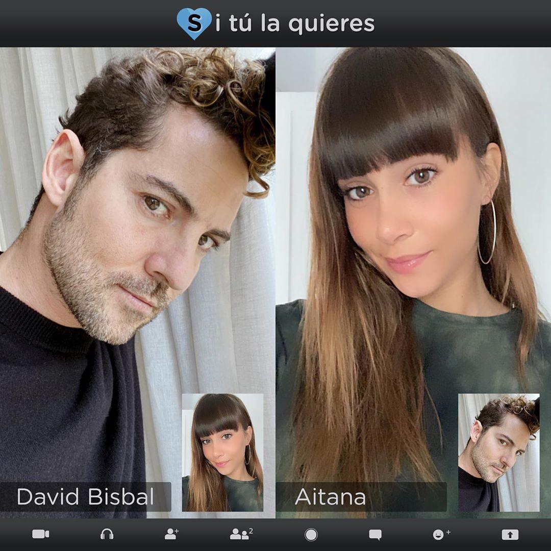 Photo of Aitana y David Bisbal se unen para lanzar «Si tú la quieres» el próximo 03 de abril
