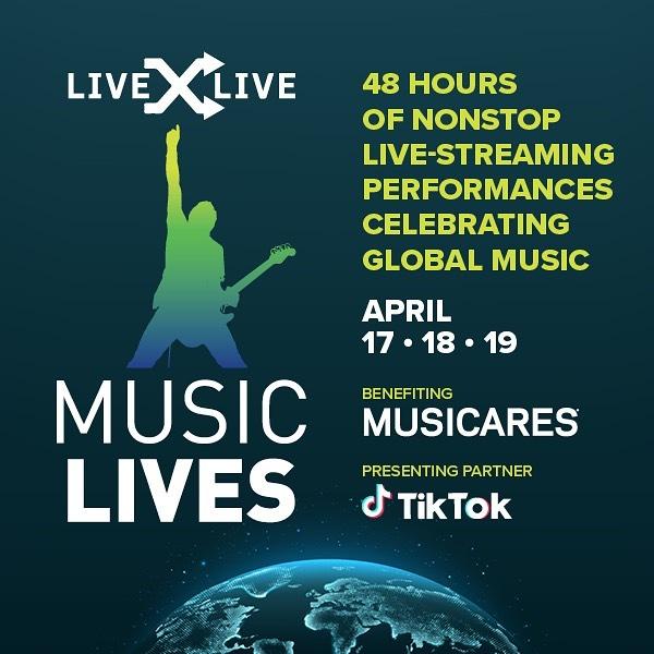 Photo of LiveXLive Media se ha asociado con TikTok para el festival «Music Lives»