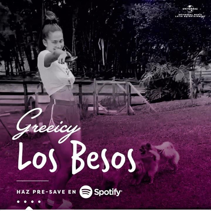 Photo of 'Los Besos' lo Nuevo de Greeicy
