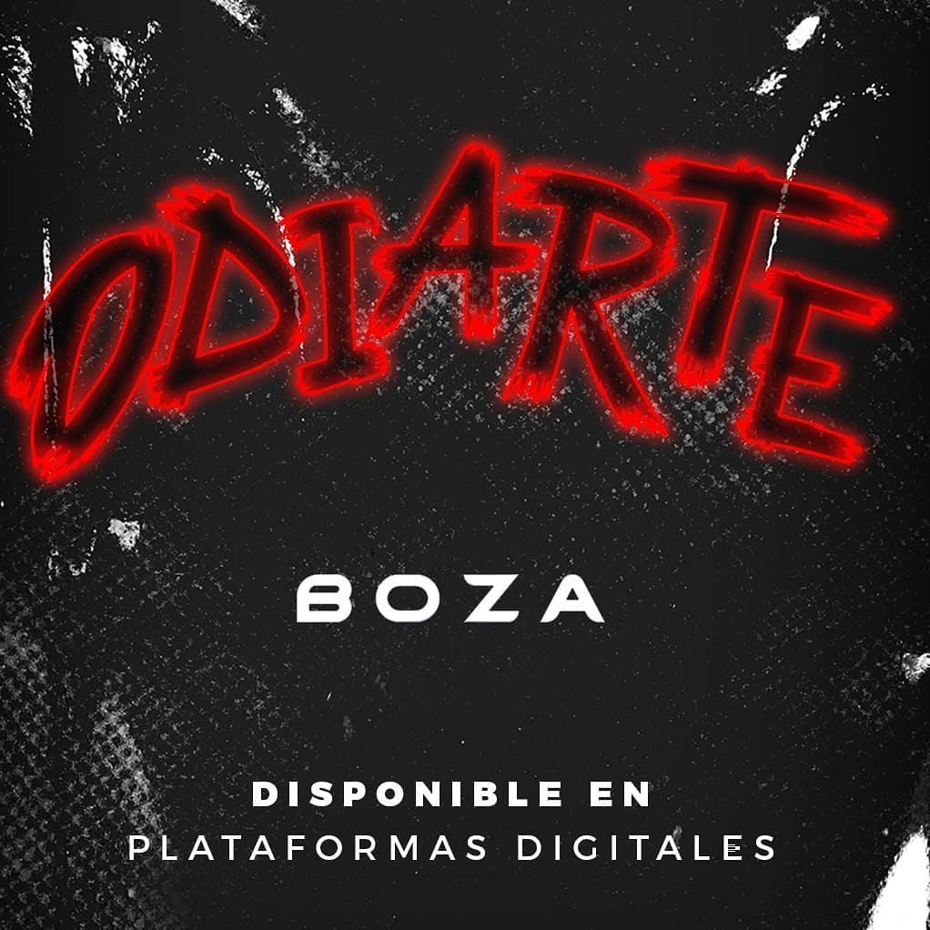 """Photo of El Boza estrena su nuevo tema «Odiarte"""""""