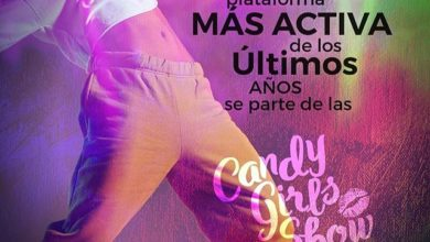 Photo of ¡Atención! Casting para ser parte de las 'Candy Girls Show'