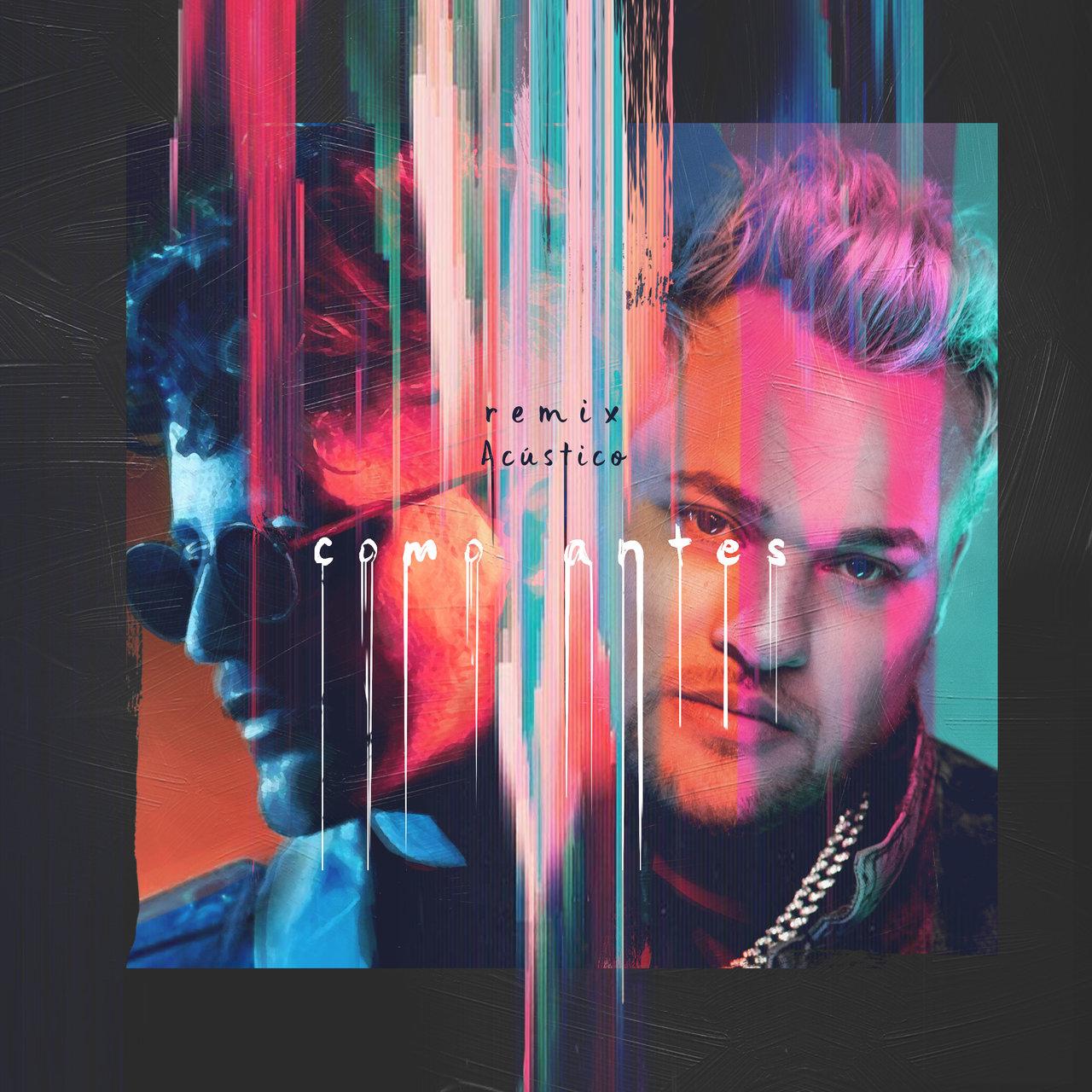 Photo of Tommy Torres estrenó el remix del tema «Como antes» junto al vocalista Izma