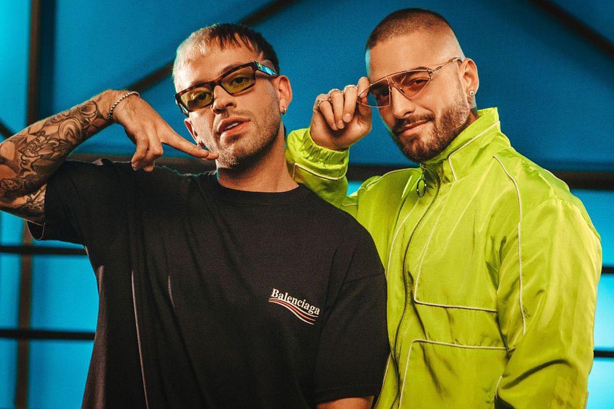 """Photo of """"Freshkerias"""" versión acústica de Feid con Maluma"""