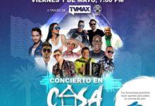 Photo of Artistas panameños se unen para dar «Concierto en Casa»