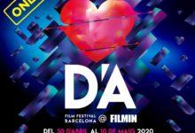 Photo of El «D'A Film Festival 2020» se celebrará del 30 de abril al 10 de mayo en edición online
