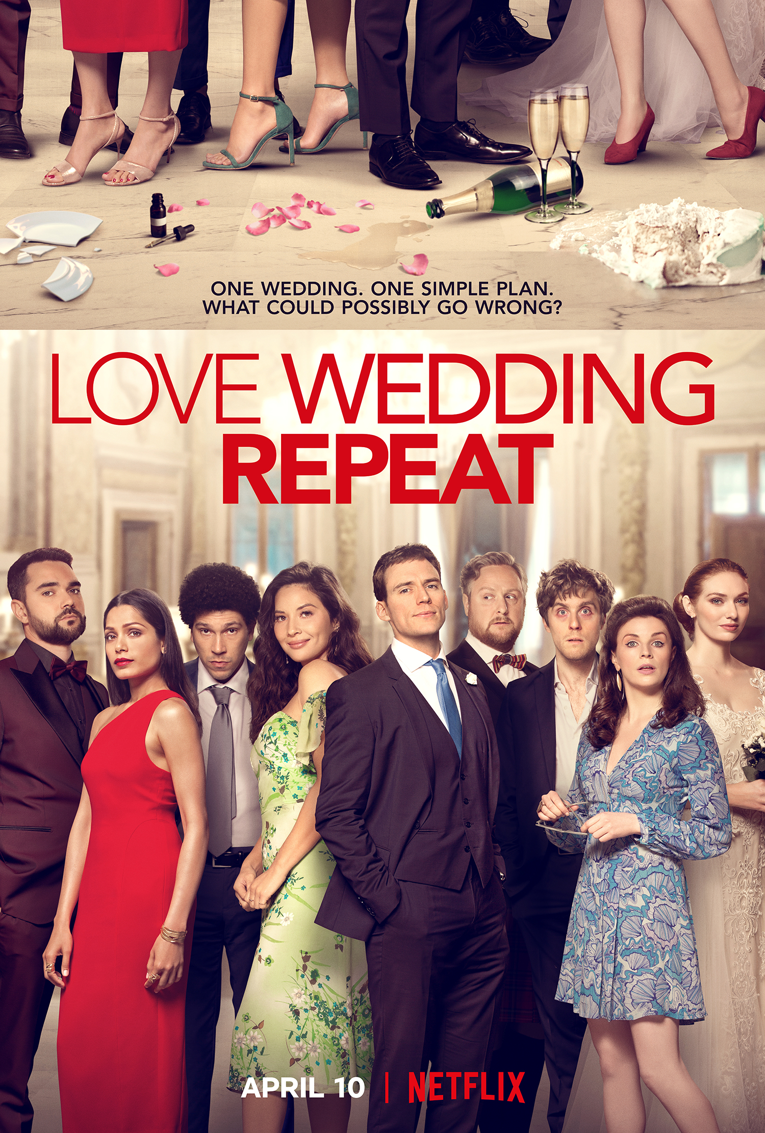 Photo of Netflix estrena trailer de «Love Wedding Repeat»