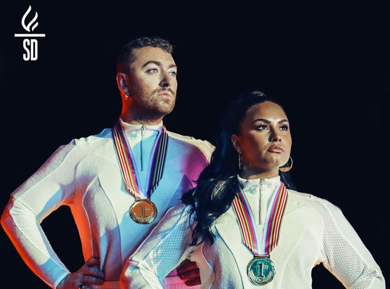 "Photo of ""I'm ready"" lo nuevo de Sam Smith junto a Demi Lovato"