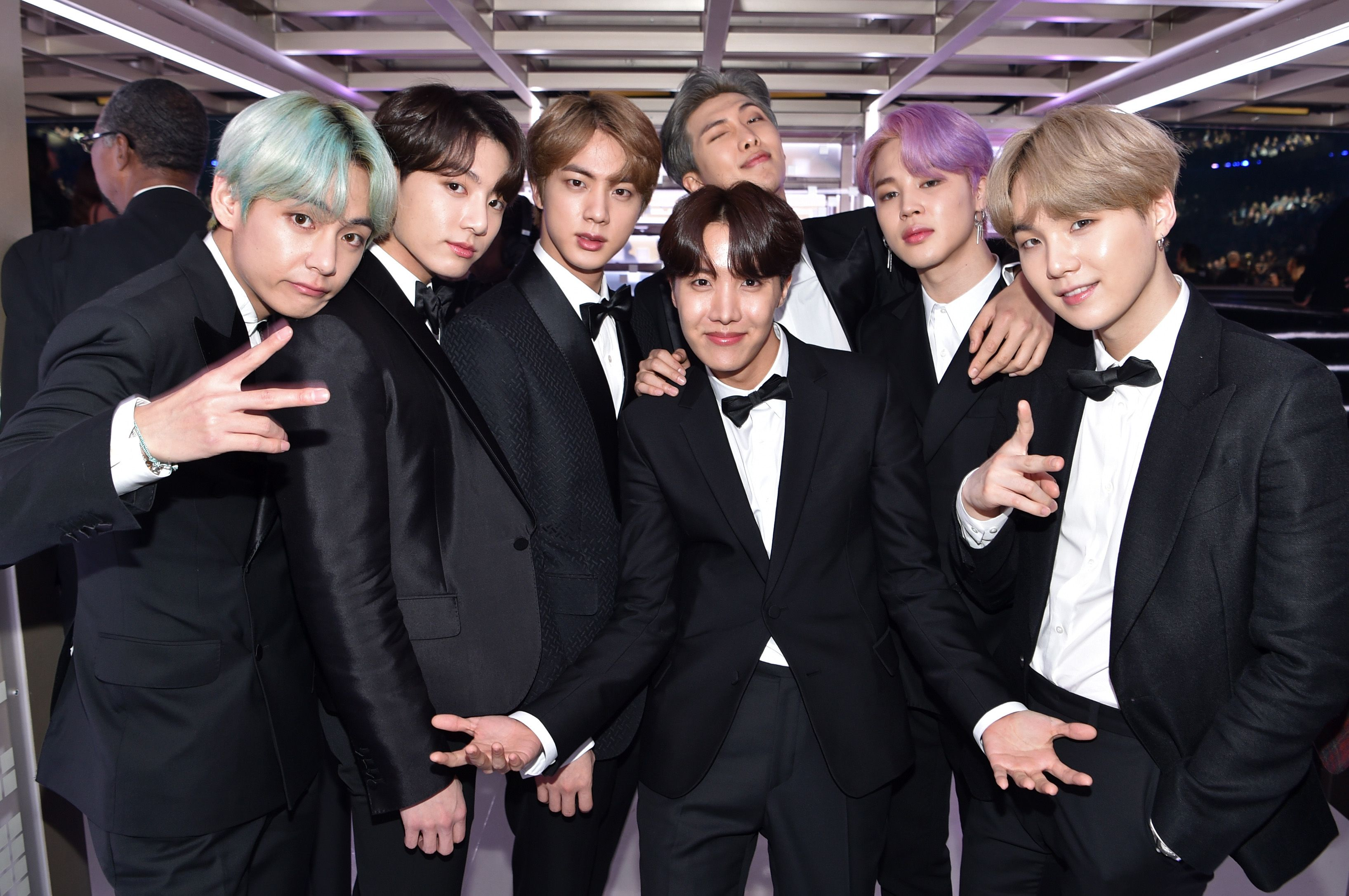 Photo of La banda BTS presenta una serie de conciertos gratis