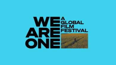 "Photo of Se anunció el festival de cine en línea ""We Are One: A Global Film Festival"""