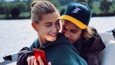 Photo of Justin Bieber y Hailey se estrenan en Facebook