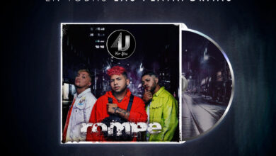 Photo of 'ROMPE' lo nuevo de la banda 4U