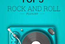 Photo of El Top 5 presenta las mejores canciones de rock coreadas a todo pulmón
