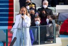 Photo of JLO hace historia con su participación en la investidura de Joe Biden