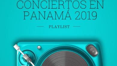 Photo of El Top5 va dedicado a los conciertos del 2019 en Panamá