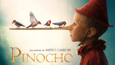 Photo of 'Pinocho' la película solo en cines a partir de este 25 de marzo