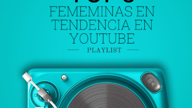 Photo of El Top 5 presenta la mejor música femenina según la tendencia musical de YouTube