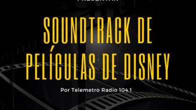 Photo of Descubre en CinePTY el Top 5 de Soundtrack de las películas de Disney