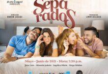 Photo of «Separados» en Teatro la Plaza