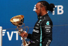 Photo of Hamilton gana el GP Rusia