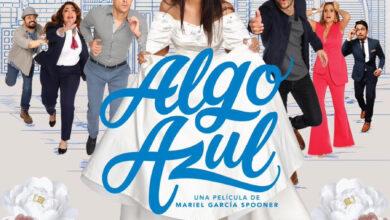 Photo of La película «Algo Azul» estrena en Panamá, Centroamérica y Rep. Dominicana