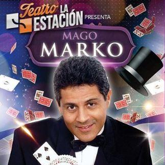 """Photo of Mago Marko con """"Magia y Humor"""""""