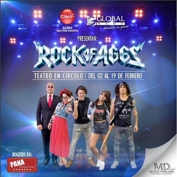 Photo of El Rock Of Ages 2017