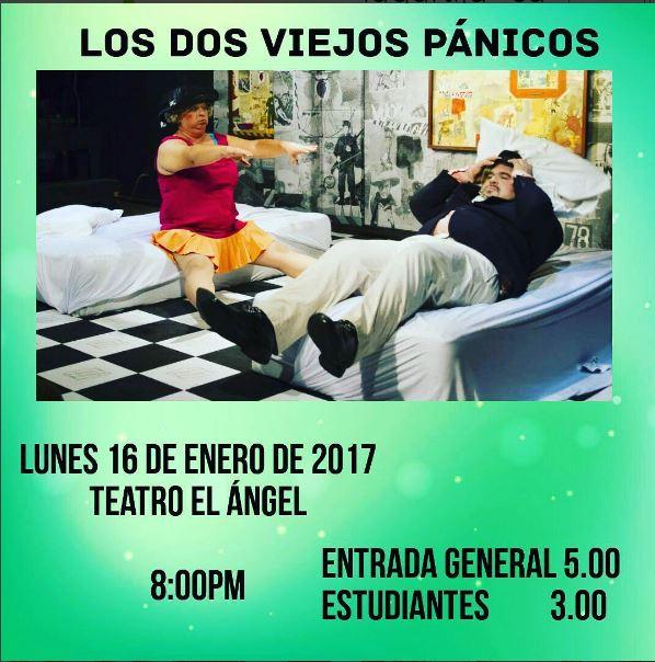 Photo of Los dos viejos Pánicos