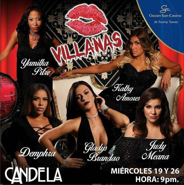 Photo of Villanas la obra