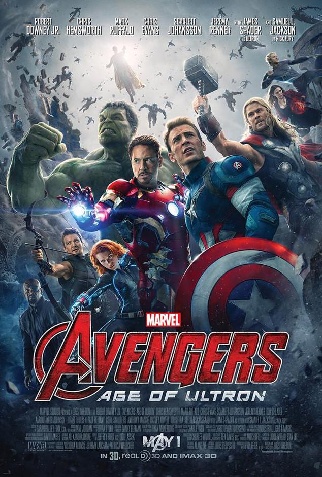 Photo of Avengers:La Era de Ultron