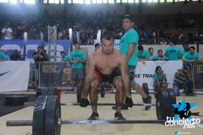 Photo of Wod wars Panamá 2015
