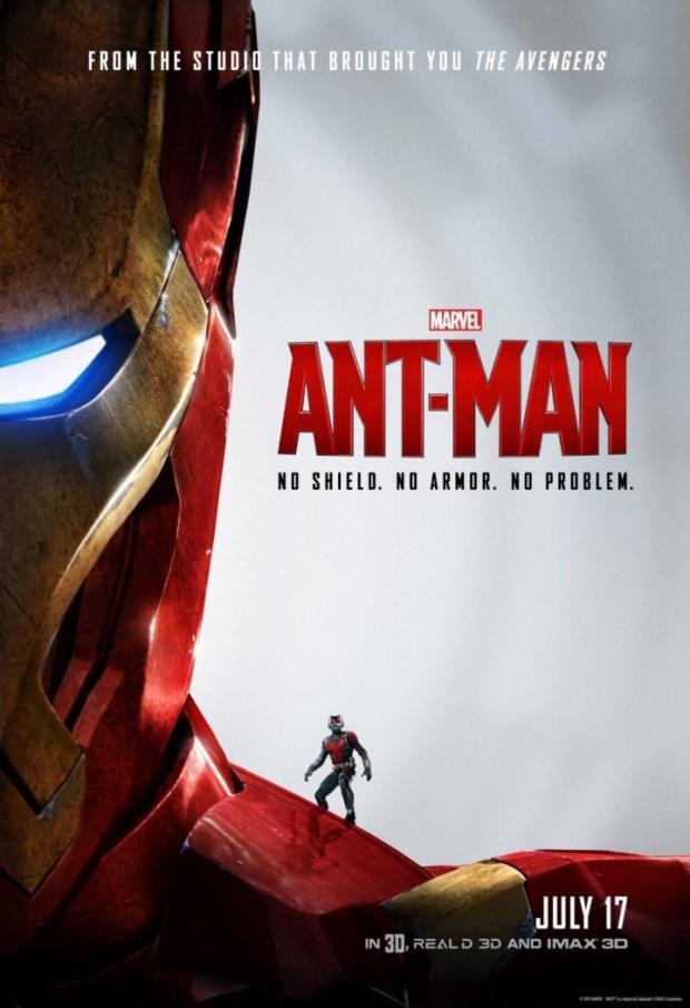 Photo of ANT-MAN POSA CON LOS AVENGERS EN SUS NUEVOS PÓSTERS, TAMBIÉN ESTRENA COMERCIAL
