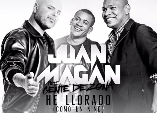 Photo of ESTRENO MUNDIAL DEL NUEVO VIDEO DE  JUAN MAGAN  FEAT. GENTE DE ZONA