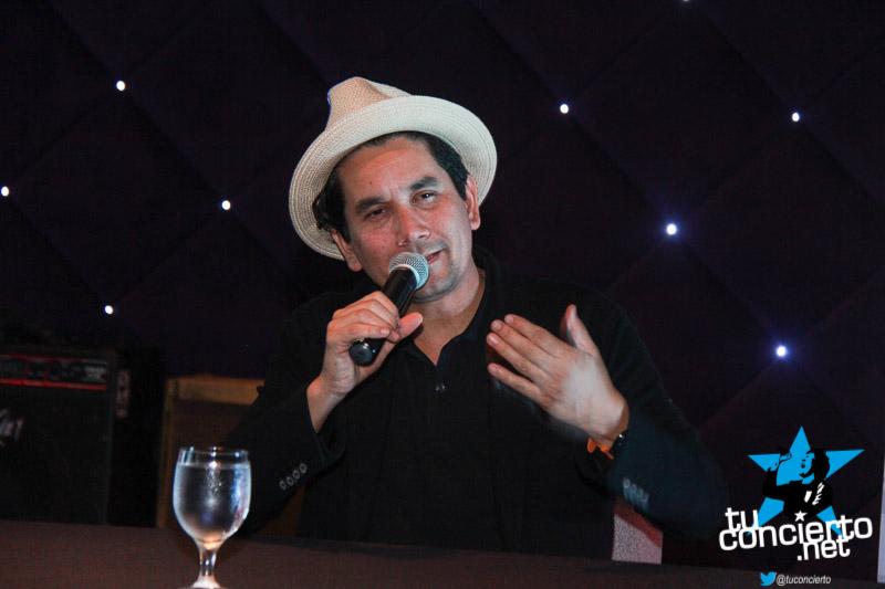 Photo of Jorge Villamizar en concierto.