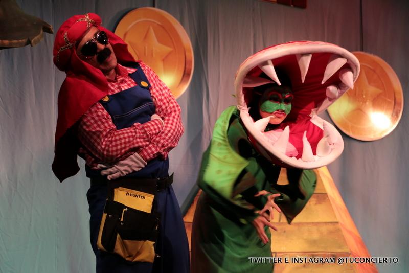 Photo of Lleva a tu familia a ver Mario y Luigi 2