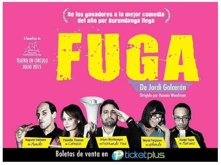 Photo of Fuga en el Teatro en Círculo
