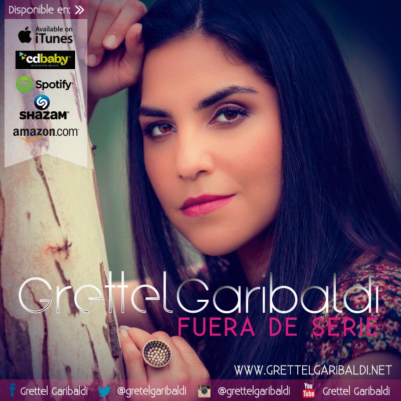 Photo of Grettel Garibaldi Estrena Fuera de Serie