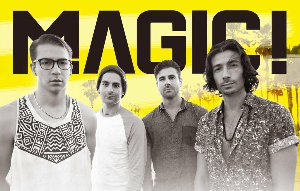 Photo of Quieres conocer a los integrantes de la banda MAGIC?