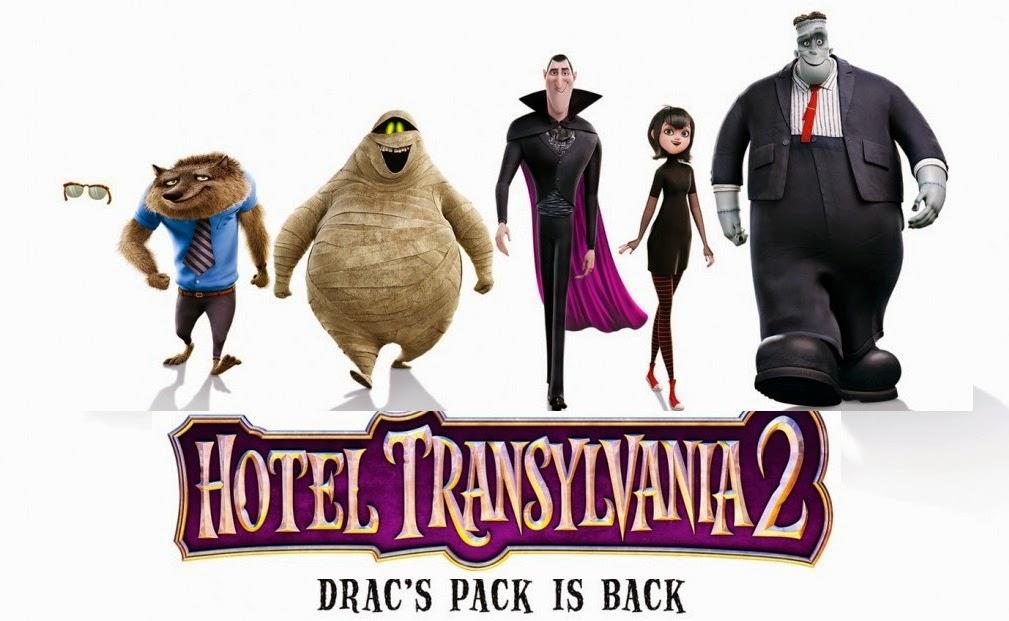 """Photo of Nuevos personajes en «Hotel Transylvania 2"""""""