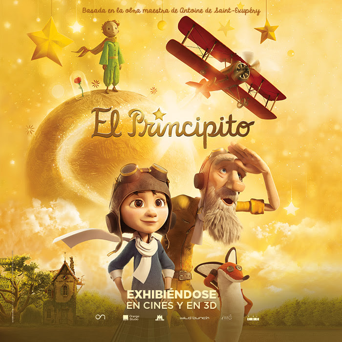 Photo of Gran Estreno #ElPrincipito