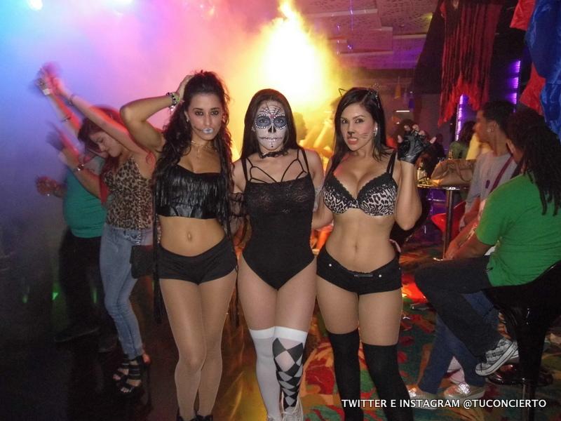 Photo of Tomorrow Halloween Party en @GoldenLionPTY todo un éxito!